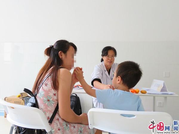 中国建立孤独症儿童康复样板基地