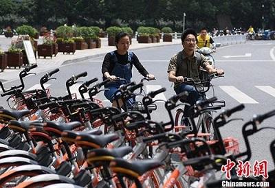 共享单车需要大数据产生更多价值