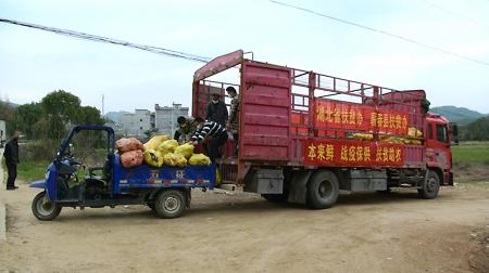 本来生活网大卖湖北农产品助力当地经济复苏