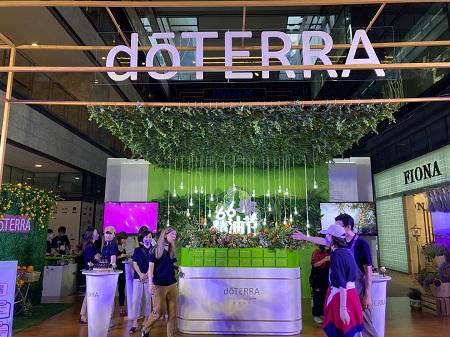 精油公司多特瑞与上海文艺界创新,沉浸式戏剧进商圈