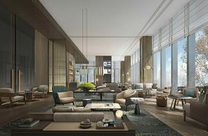 武漢光谷萬豪酒店正式揭幕 助力萬豪酒店在中國的拓展
