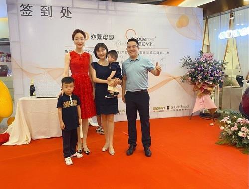 上海産康品牌Cocodemer Mini入鎮江 創業者親身體驗有底氣