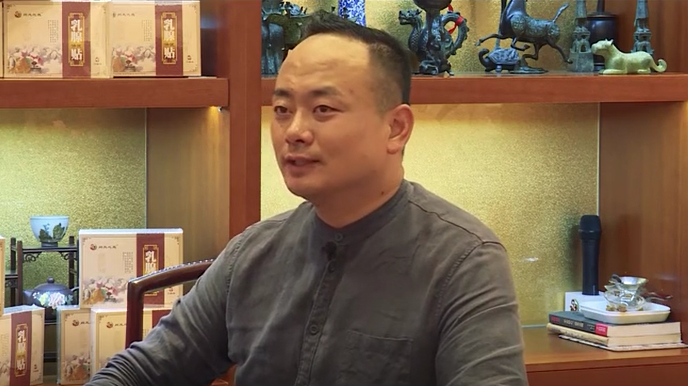 柏闻一见第94期:聚康堂创始人申涛将祖传秘方服务大众
