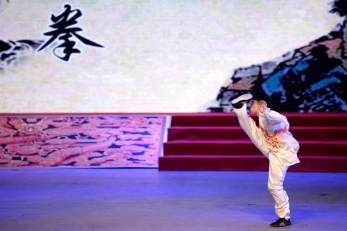 2020年北京西城区非遗演出季武术专场演出成功上演
